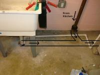 Installing Shower In Basement - Plumbing - DIY Home ...