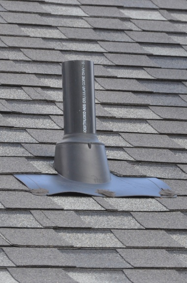 Wrong Roof Vent For Bathroom Exhaust  RoofingSiding