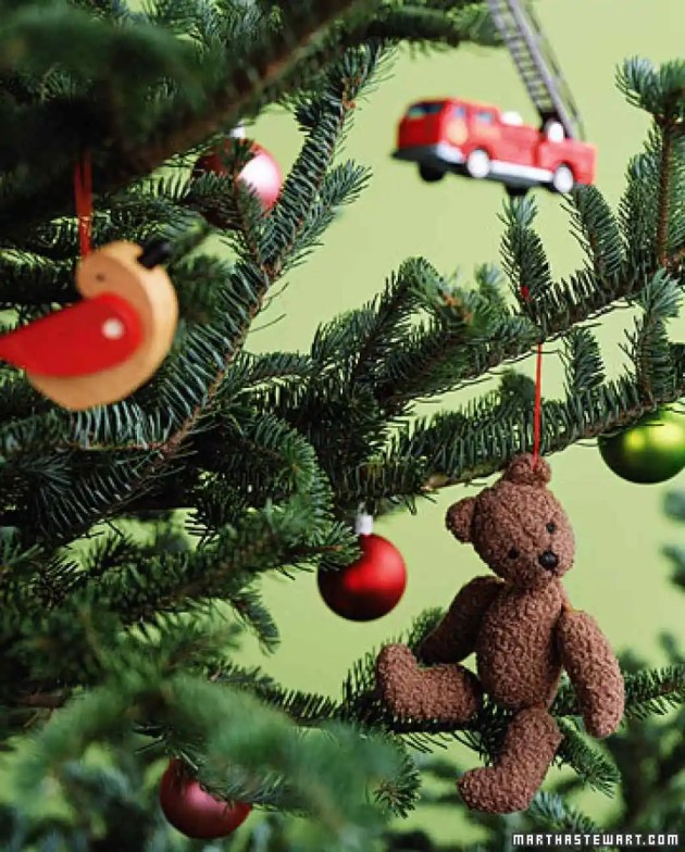 Toy Christmas Ornaments