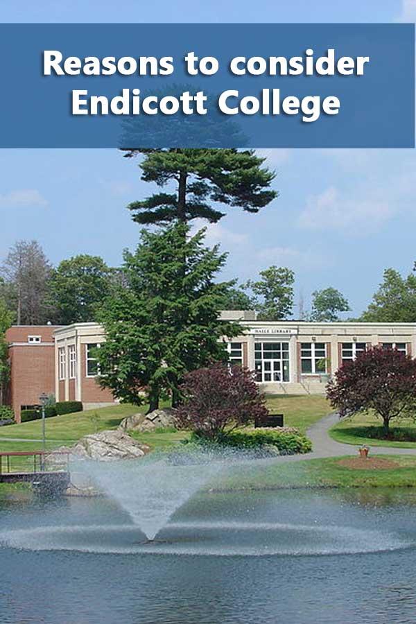50-50 Profile: Endicott College