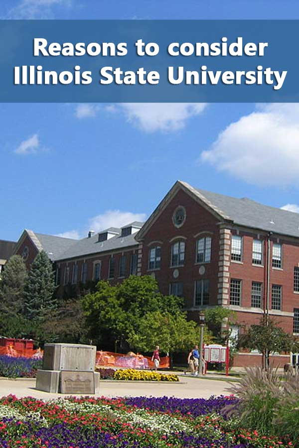50-50 Profile: Illinois State University