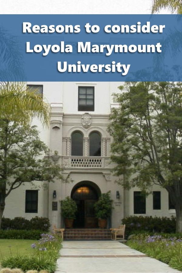 50-50 Profile: Loyola Marymount University