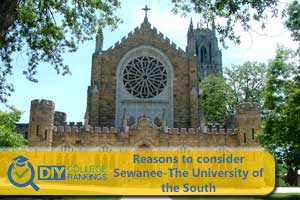 Sewanee-The University of South Campus