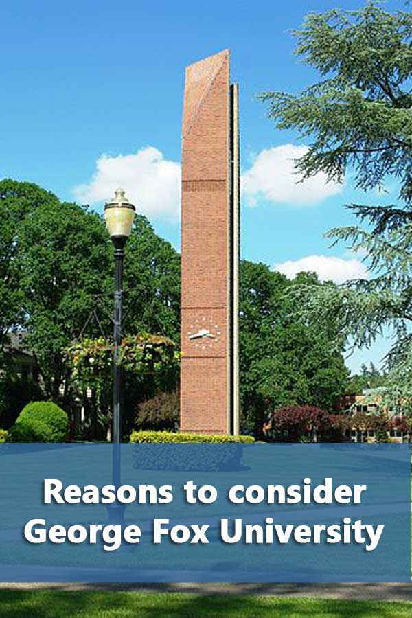 50-50 Profile: George Fox University