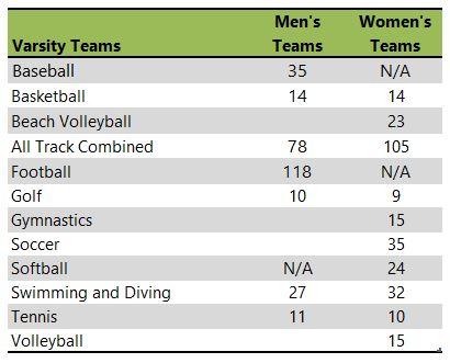 LSU athletic teams