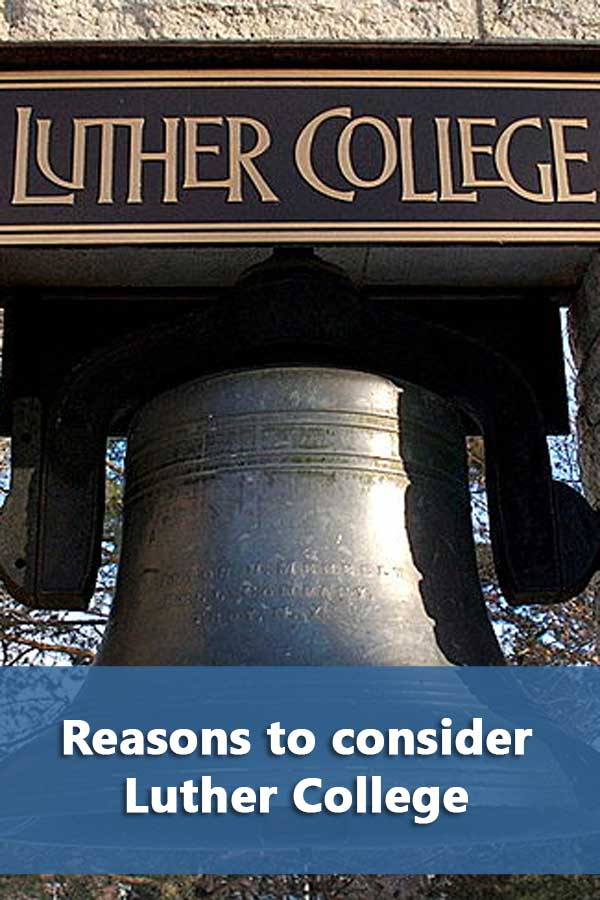 50-50 Profile: Luther College