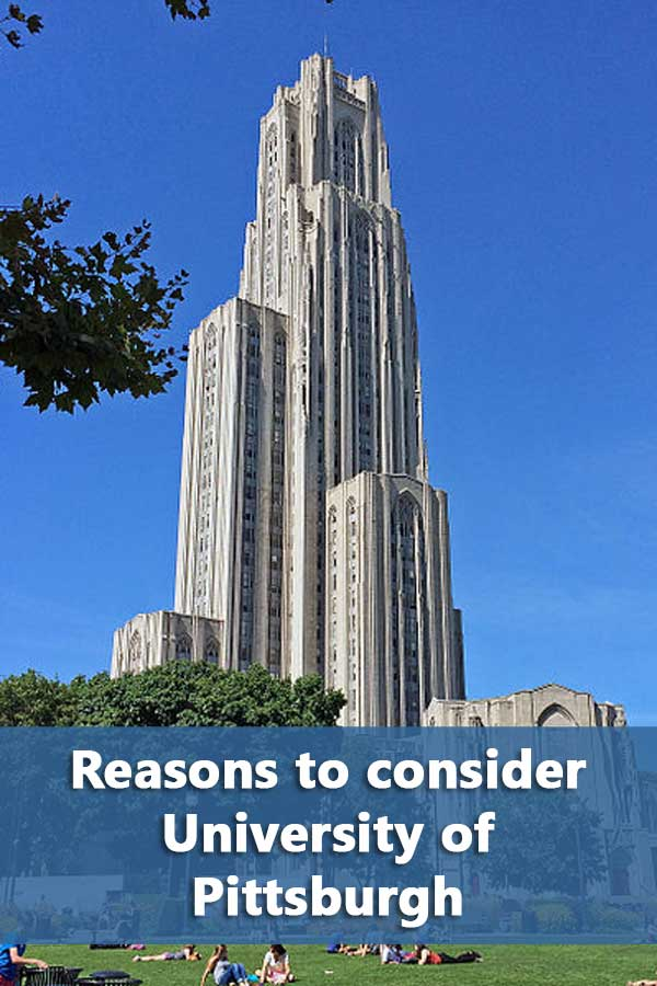 50-50 Profile: University of Pittsburgh-Pittsburgh Campus