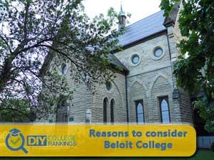 Beloit College campus