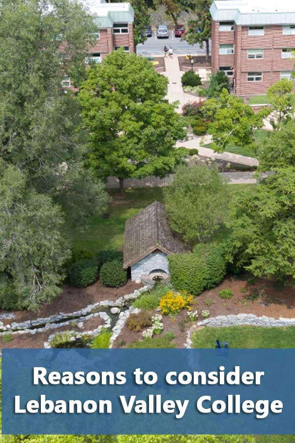 50-50 Profile: Lebanon Valley College