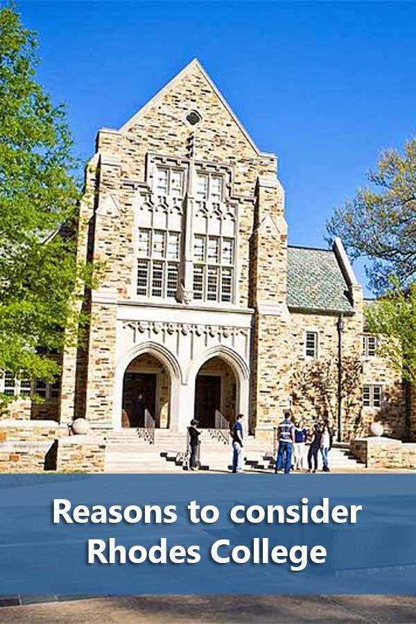 50-50 Profile: Rhodes College