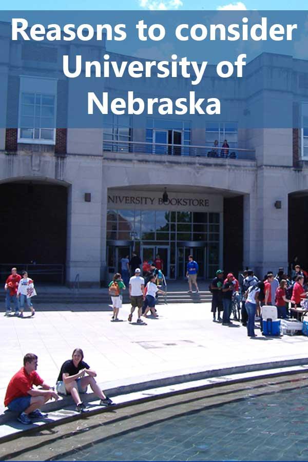 50-50 Profile: University of Nebraska