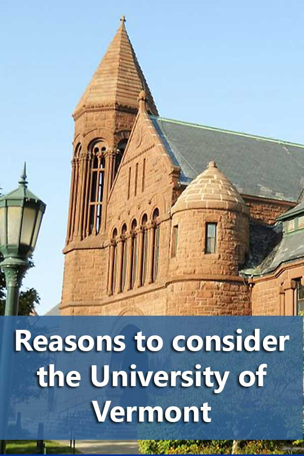 5 Essential University of Vermont Facts