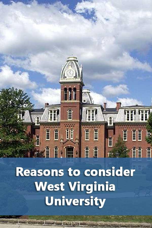 50-50 Profile: West Virginia University