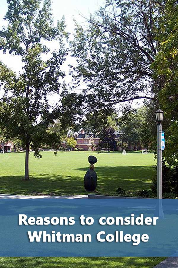 5 Essential Whitman College Facts