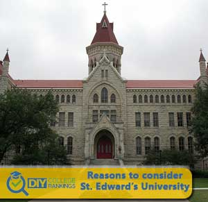 Saint Edwards University campus