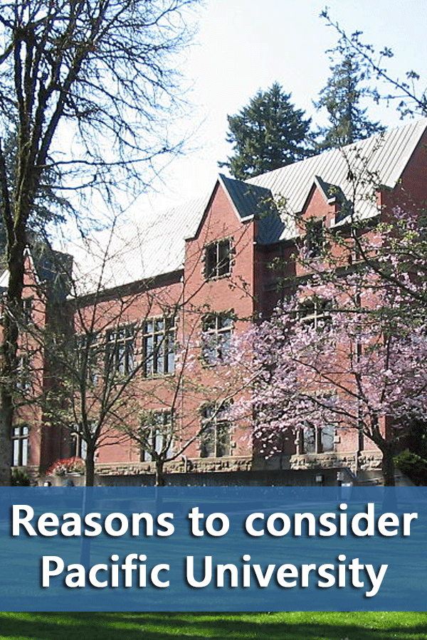 5 Essential Pacific University Facts