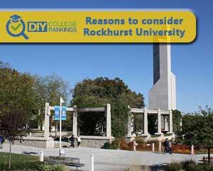 Rockhurst University campus