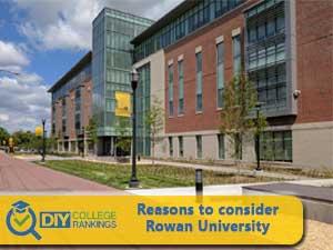 Rowan University text