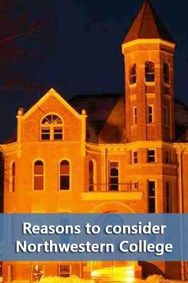5 Essential Northwestern College Facts