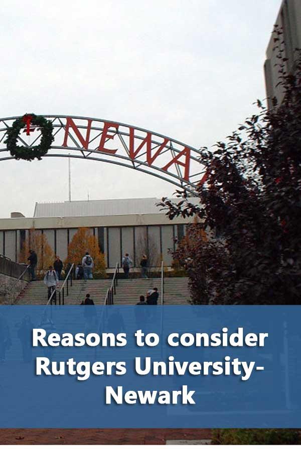 5 Essential Rutgers University-Newark Facts