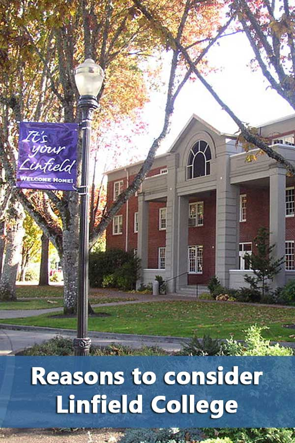 Linfield Research Institute, Change Corp, Linfield Center for the Northwest, Grace and Ken Evenstad Center for Wine Education, January Term, Pays roundtrip airfare for study abroad, Program for Liberal Arts and Civic Engagement (PLACE), Top Producer of Fulbright Scholars in 2006, 2010, 2017