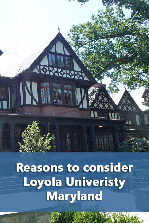 50-50 Profile: Loyola University Maryland