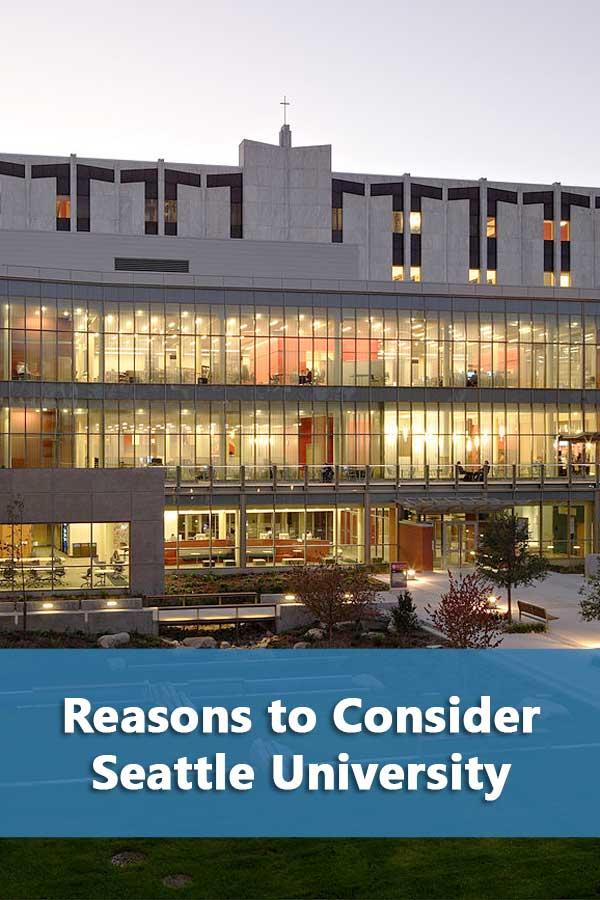 50-50 Profile: Seattle University