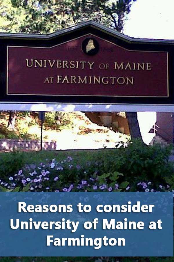50-50 Profile: University of Maine at Farmington