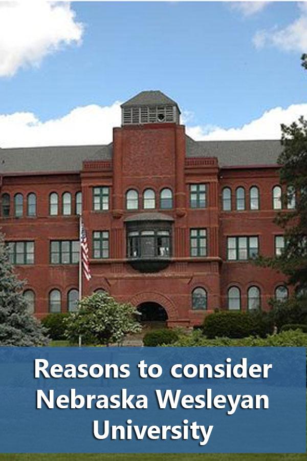 50-50 Profile: Nebraska Wesleyan University