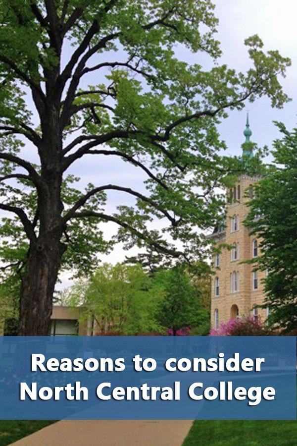 50-50 Profile: North Central College