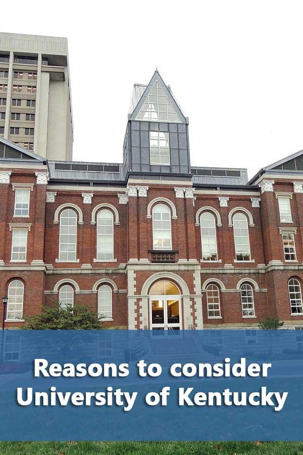 50-50 Profile: University of Kentucky