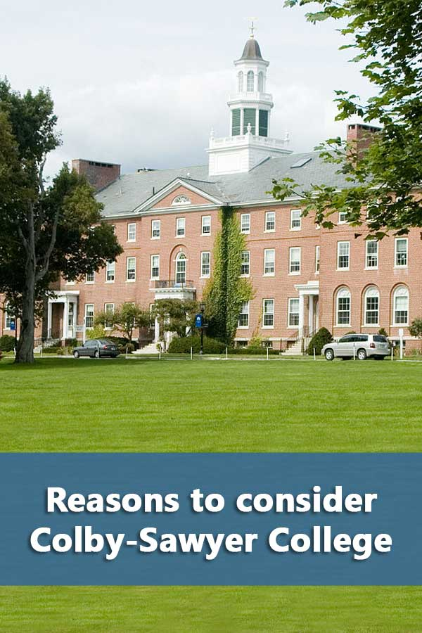50-50 Profile: Colby-Sawyer College