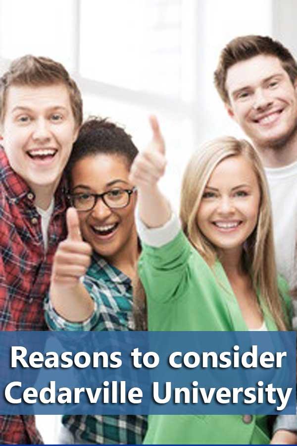50-50 Profile: Cedarville University