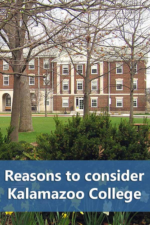 50-50 Profile: Kalamazoo College