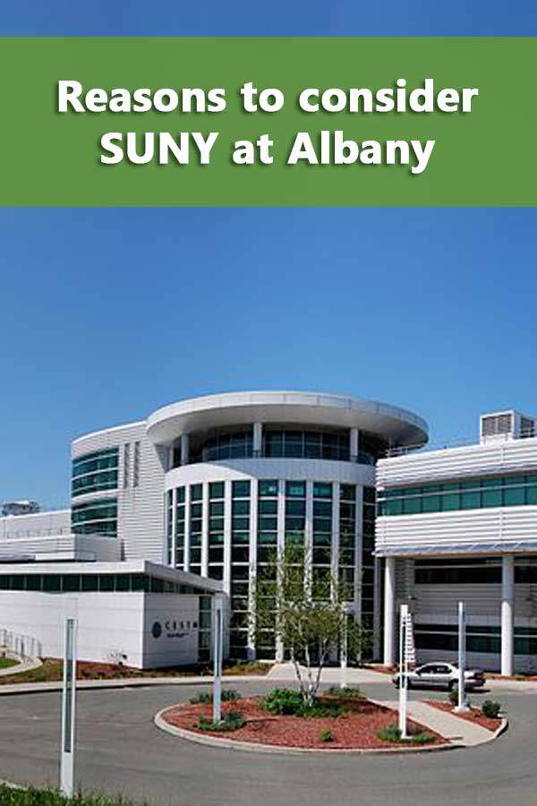 5 Essential SUNY University at Albany Facts