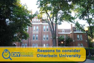 Otterbein University campus