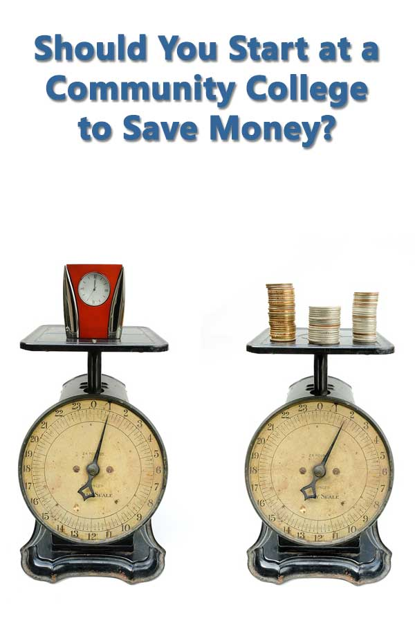 Should You Start and Then Transfer from a Community College to Save Money?