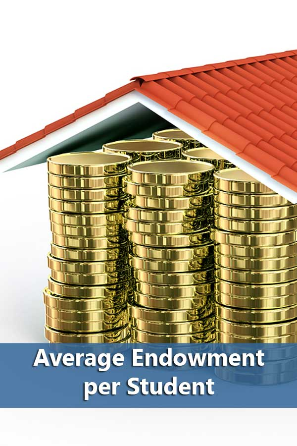 Explains college endowments, how they are used, and the role in selecting a college.