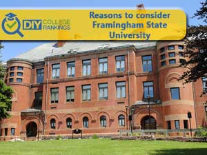 Framingham State University campus