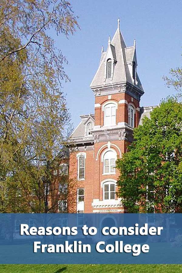 50-50 Profile: Franklin College