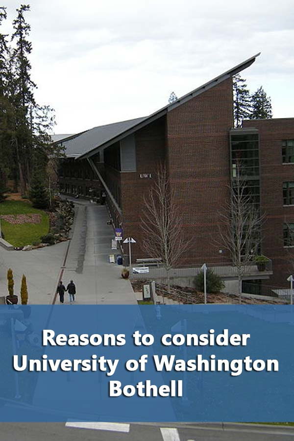 50-50 Profile: University of Washington-Bothell