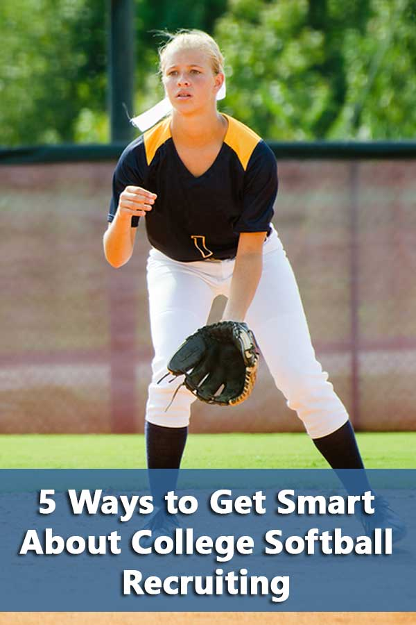 5 Ways to Get Smart About College Softball Recruiting