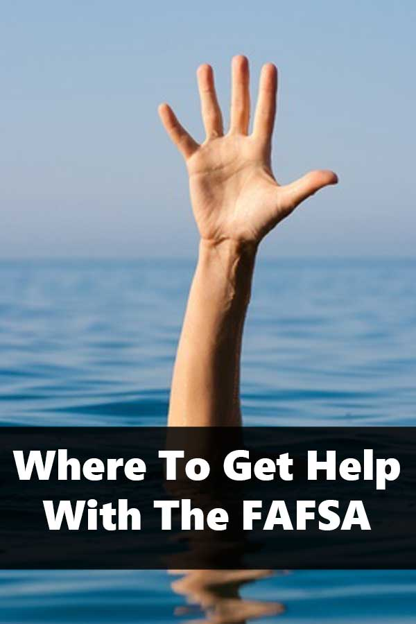 26 Places to Get Help with the FAFSA