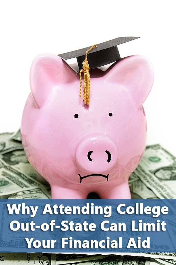 Popular out of state public universities are usually a poor financial choice for non-residents.