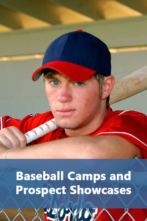 Baseball Camps and Prospect Showcases