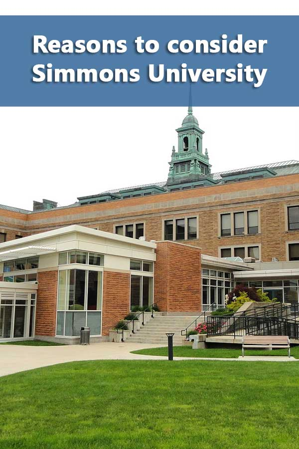 50-50 Profile: Simmons College