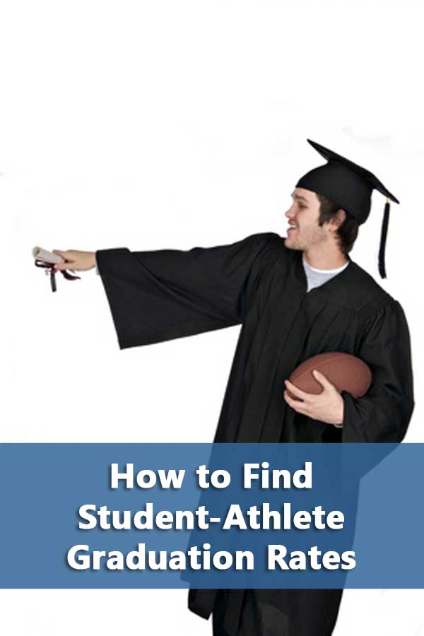 How to Find Student-Athlete Graduation Rates