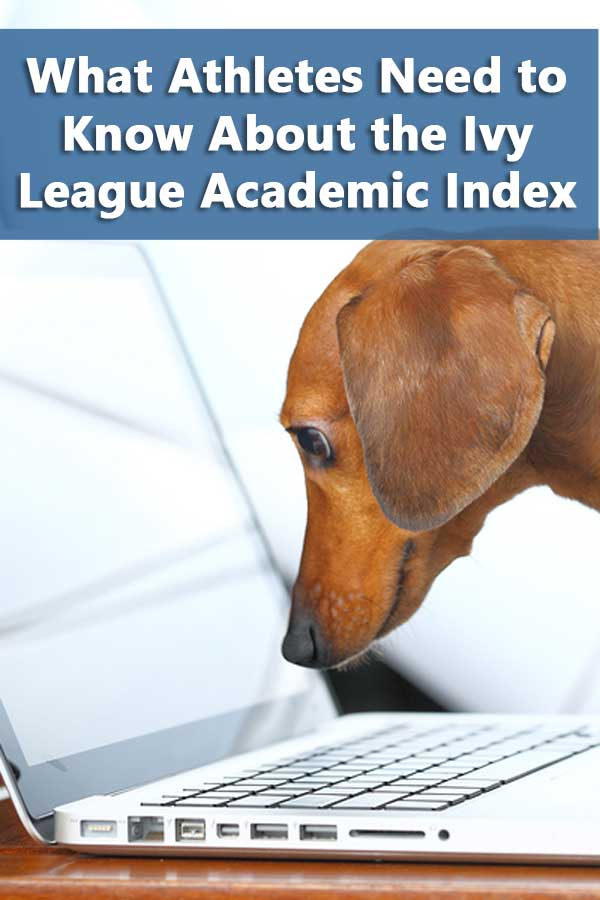 Resources for understanding the ivy league academic index.