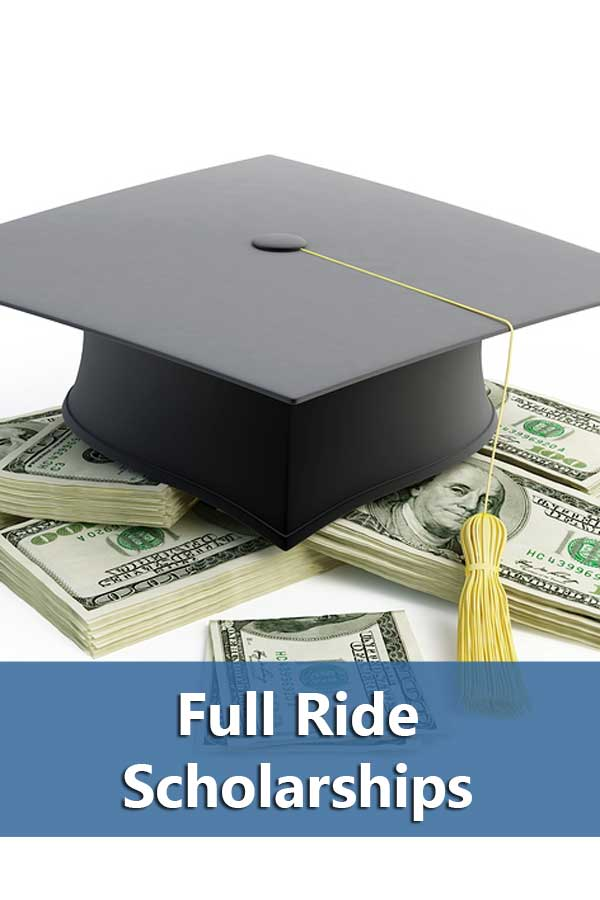 How to Find Full Ride Scholarships