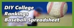 Baseball player link to baseball spreadsheet